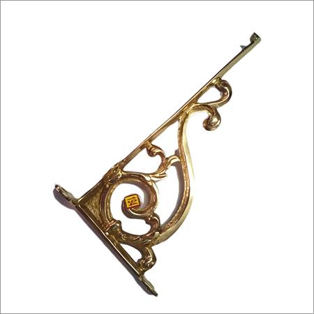 Brass Shelf Bracket