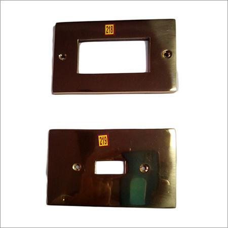 Door Numbers & Switch Plates