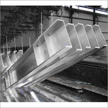 Galvanized Beam Structure
