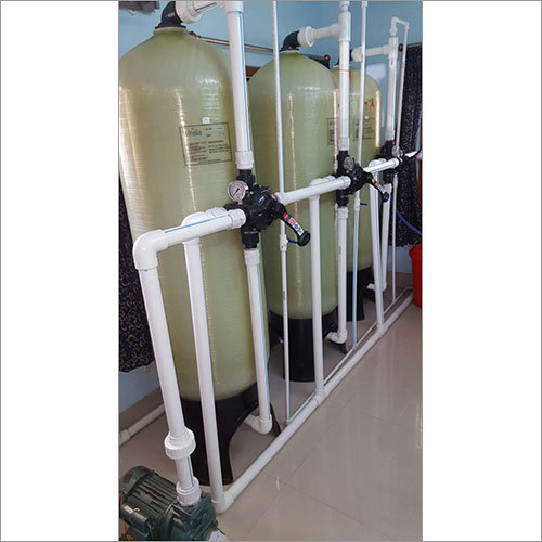Pressure Filters Water Treatment