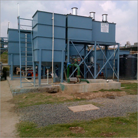 Electro Plating Effluent Treatment Plant
