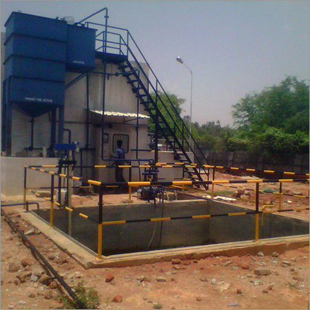 Sequencing Batch Water Treatment Plant