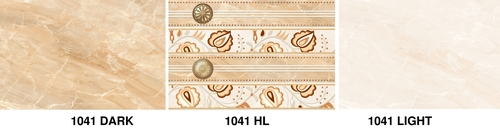 Glossy Ceramic Wall Tiles 300 x 450