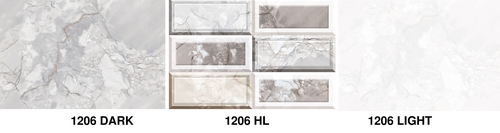 300 x 450 Glossy Digital Wall Tiles