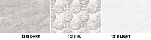 300 x 450 Digital Glossy Ceramic Wall Tiles