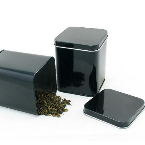 Tea Square Canister