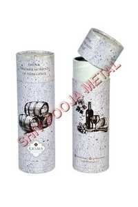 Wine paper canister