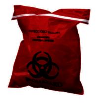 Bio-Hazardous Waste Disposal Bag