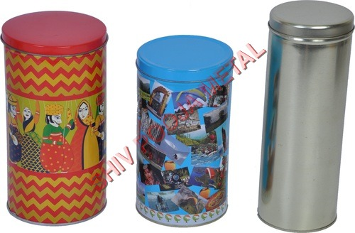 Decorative canister