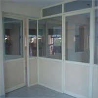 Aluminum Partition Works