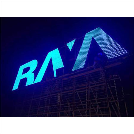 Open LED Sign Board