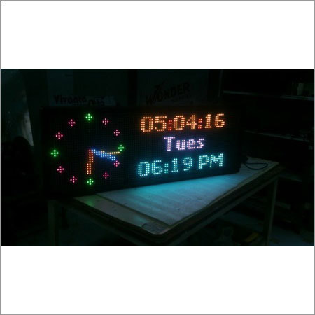 LED Screen Sign Board