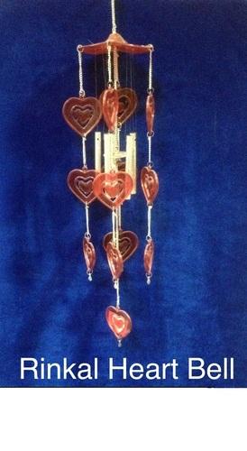 Rinkal Heart Bell