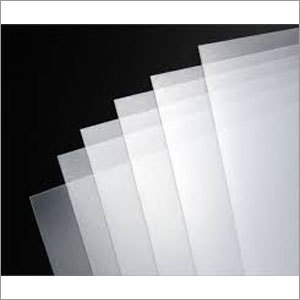 Transparent PP Sheets