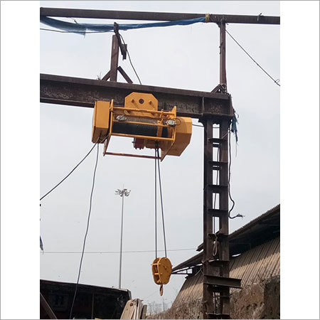 Electric Hoist BMC Work