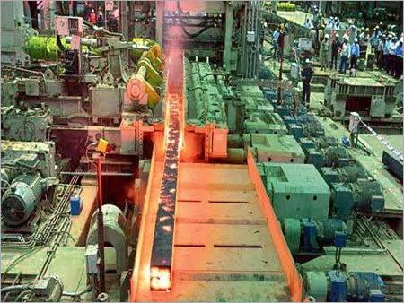 Steel Processing Machine