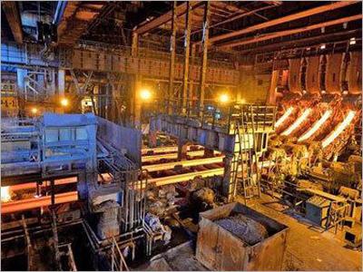 Steel Rolling Machine Plant