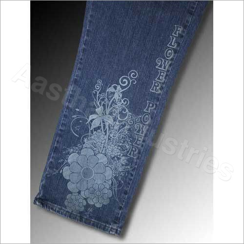 Fancy Jeans Engraving Service