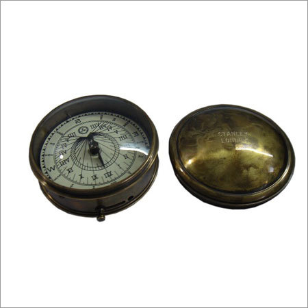 Nautical Sundial Compass