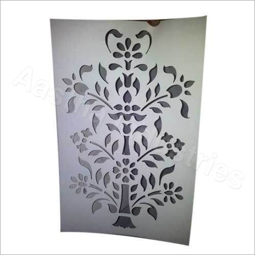 Acrylic Paper Laser Cutting Service