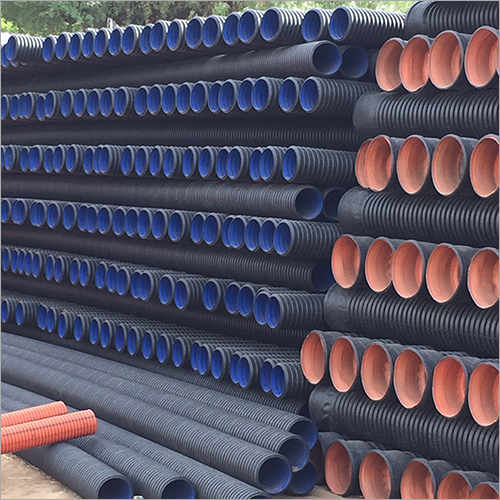 DOUBLE WALL CORRUGATED PIPE (DWC)
