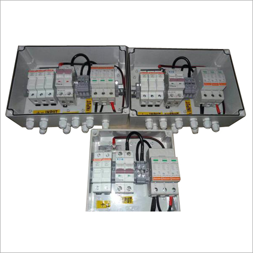 Array Junction Boxes (DCDB,ACDB,SPD,NCB,Fuses)