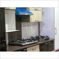 PVC Modular Kitchen