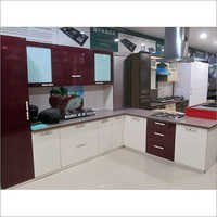 Plywood Modular Kitchens