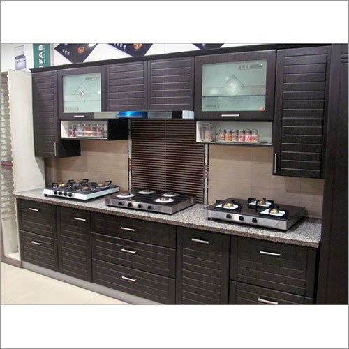 Western Modular Kitchen Decor