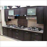 Western Modular Kitchen Decor
