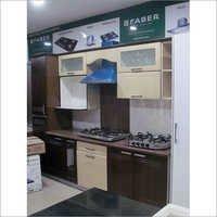 Modular Kitchen Shelves