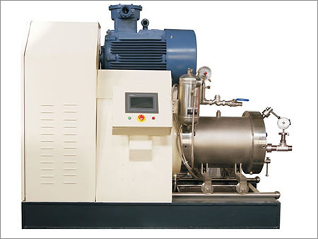Agitated Bead Mill System