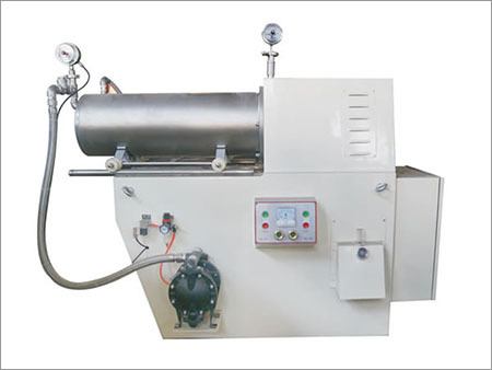 Sand and Bead Mill System