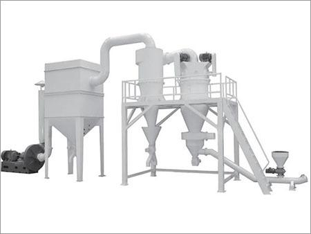 Horizontal Air Classifier