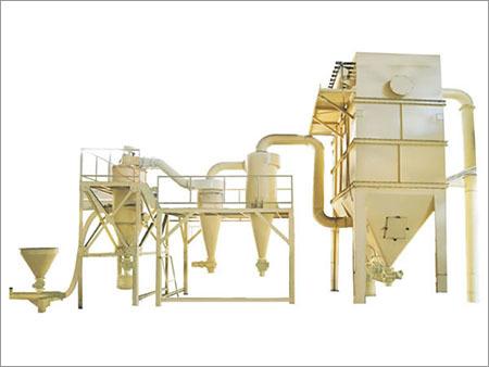 Vertical Air Classifier