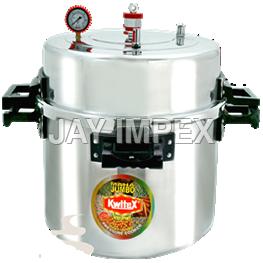 Kwitex : KWITEX (Aluminium Pressure Cooker)