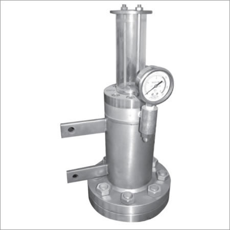 Auxiliary Pressurizing Device for Mechanical Seal