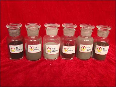 Metallic Nanometer Powder