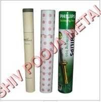 Incense paper tube