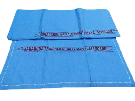 Dyed Hospital Bedsheets Set