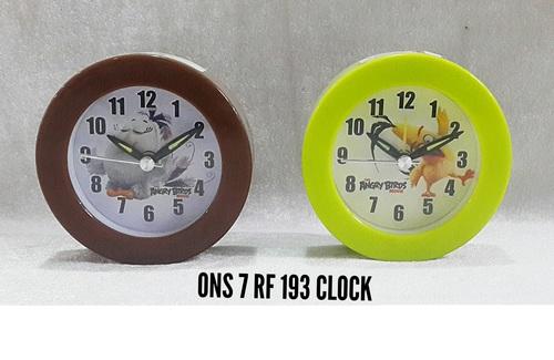 Ons 7 RF 193 Clock