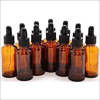 100ml Brout amber bottle