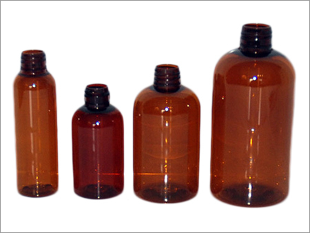 200 Ml Brout Amber Bottle