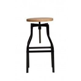 Turner adjustable bar stool