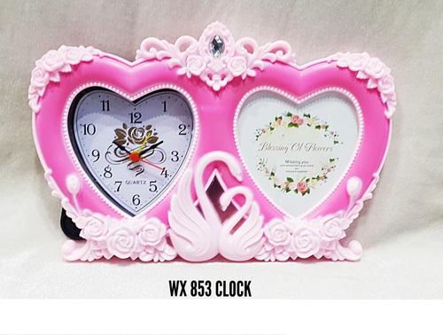 WX 853 Clock