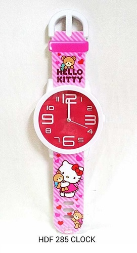 HDF 285 Clock