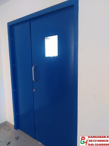 Insulated Doors