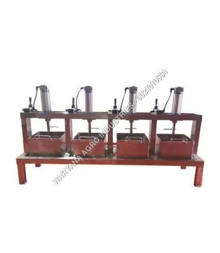 Multi Paneer Machine