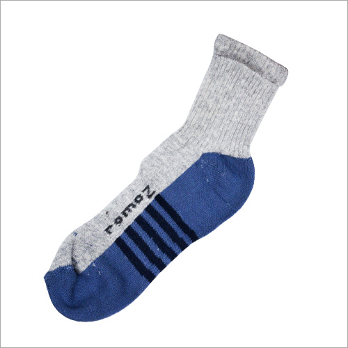 Half Towel Socks