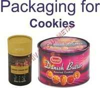 Dry Fruits Round Canister